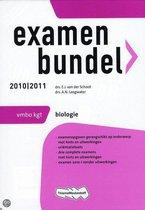 Examenbundel VMBO kgt biologie 2010/2011