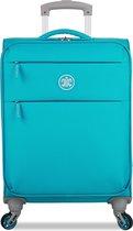 Caretta - Peppy Blue - Handbagage Soft (53 cm)