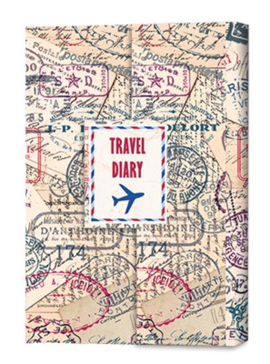 Travel diary - none pdf epub