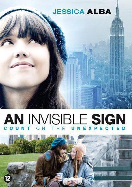 Cover van de film 'Invisible Sign'