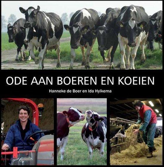 Ode aan boeren en koeien - Ida Hylkema  