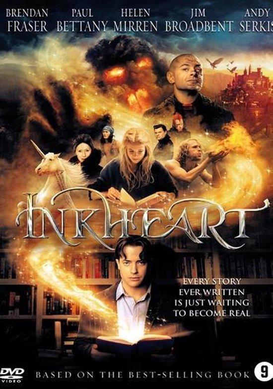 Cover van de film 'Inkheart'