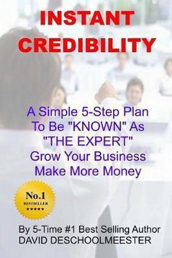 Instant Credibility