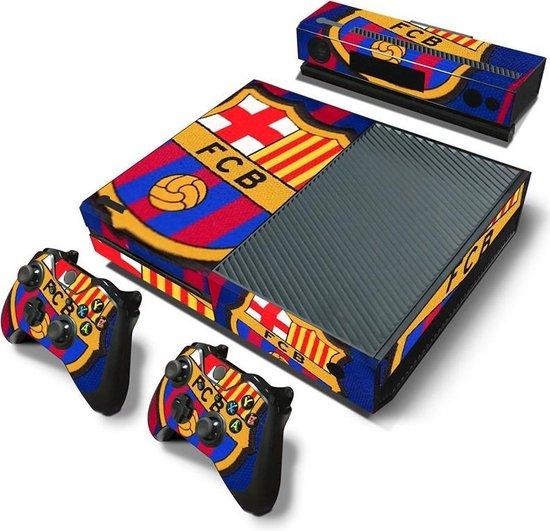 FCB Barcelona Logo – Xbox One skin