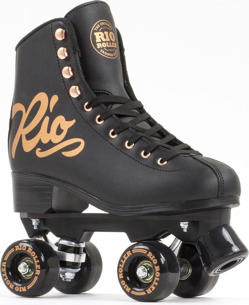 Rio Roller Rose Rolschaatsen in Zwart
