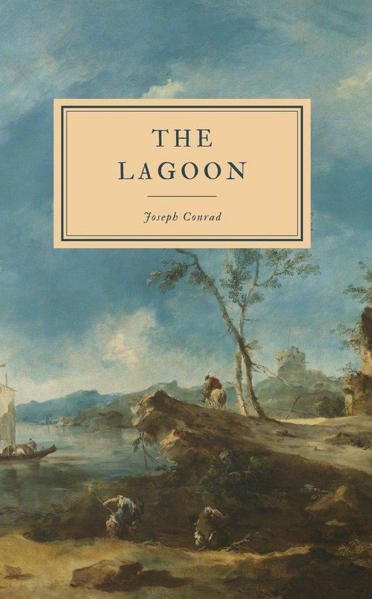 Boek cover The Lagoon van Joseph Conrad