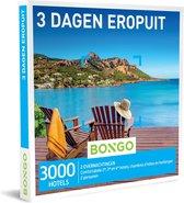 Bongo Bon Nederland - 3 Dagen Eropuit Cadeaubon - Cadeaukaart cadeau voor man of vrouw | 3000 hotels en gastenverblijven