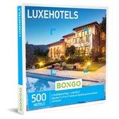 Bongo Bon Nederland - Luxehotels Cadeaubon - Cadeaukaart cadeau voor koppels   500 karaktervolle, trendy en luxueuze hotels