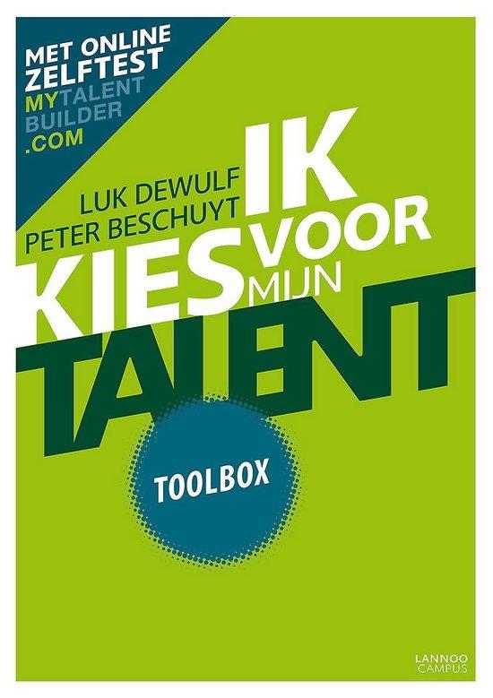 Ik kies voor mijn talent Toolbox - Luk Dewulf |