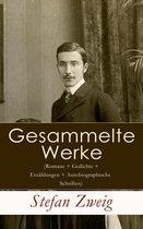Gesammelte Werke (Romane + Gedichte + Erzählungen + Autobiographische Schriften)
