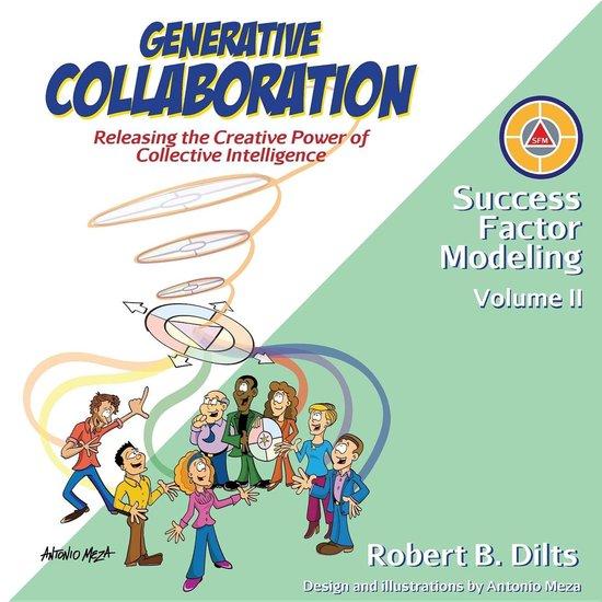 Boek cover Generative Collaboration van Robert Brian Dilts (Onbekend)