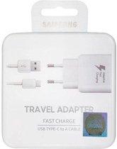 Samsung 15W snellader - incl. 1.2m USB-C kabel - Wit