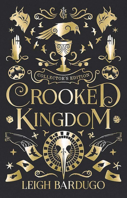 Boek cover Crooked Kingdom Collectors Edition van Leigh Bardugo (Hardcover)
