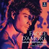 Facce D'Amore (Klassieke Muziek CD) Barok - Handel - Cavalli