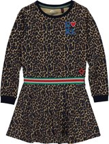 Quapi meisjes sweater TASHA groen | Olliewood