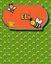 Handwriting Practice 120 Page Honey Bee Book Eli