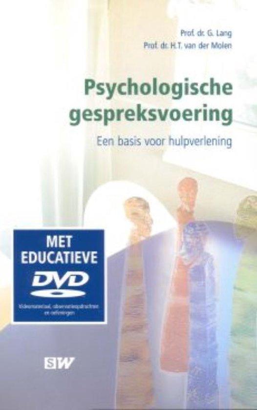 SW-reeks - Psychologische gespreksvoering - G. Lang  