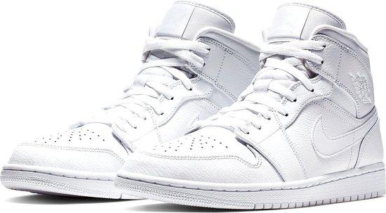 bol.com | Nike Nike Air Jordan Sneakers - Maat 46 - Mannen - wit