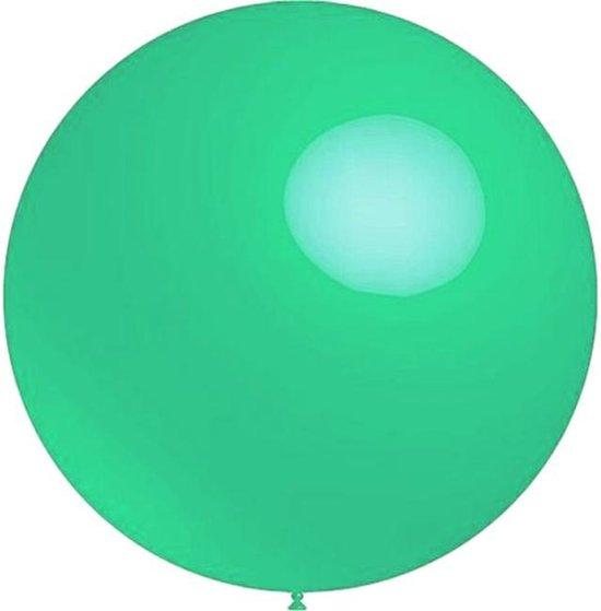 DW4Trading® XL ballon 90 cm groen