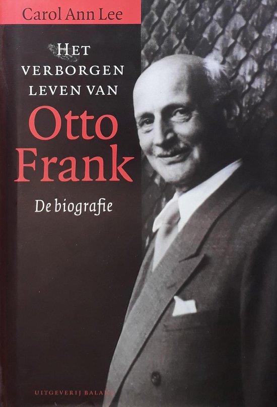 Het Verborgen Leven Van Otto Frank - Carol Ann Lee | Readingchampions.org.uk