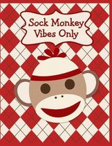 Sock Monkey Notebook