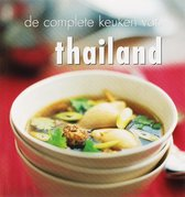 De complete keuken van Thailand