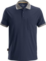 Snickers polo shirt - AllroundWork - 2724 - donkerblauw - maat M