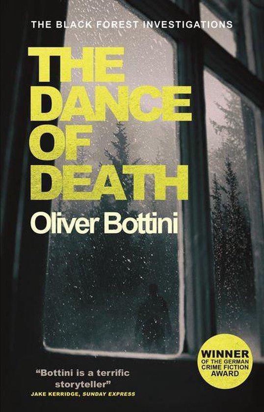 Boekomslag voor The Dance of Death