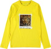 Name it Meisjes T-shirt - Freesia - Maat 134-140