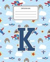 Composition Book K