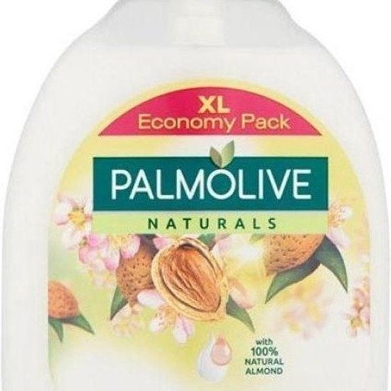 PALMOLIVE VL.ZEEP Naturals AMANDEL 500 ml