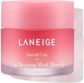 Laneige Lip Sleeping Mask Lipmasker - Berry