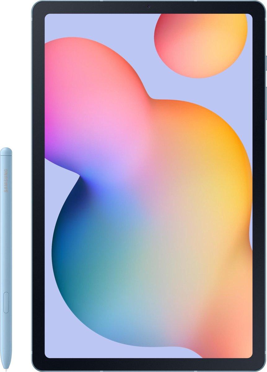 Samsung Galaxy Tab S6 Lite SM-P615N 4G LTE 64 GB 26,4 cm (10.4) Samsung Exynos 4 GB Wi-Fi 5 (802.11ac) Android 10 Blauw