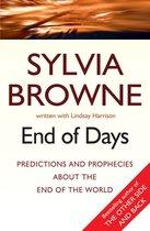 Boek cover End Of Days van Sylvia Browne (Onbekend)