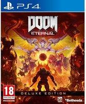 ZeniMax Media DOOM Eternal Deluxe, PS4 video-game PlayStation 4