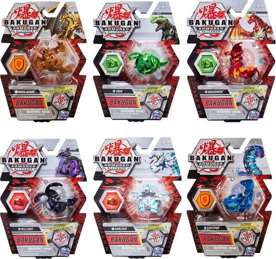 Afbeelding van het spel Spin Master Bakugan Armored Alliance