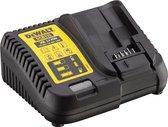 DeWALT DCB115-QW Binnen Zwart, Geel batterij-oplader