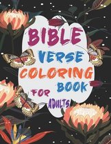 Bible Verse Coloring Book For Adults: Inspirational and Motivational Christian Religion Bible Verse and Psalms Coloring Book for Adults and Teens