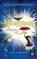 Boek cover Nevermoor 1 -   Nevermoor Morrigan Crow en het Wondergenootschap van Jessica Townsend (Hardcover)