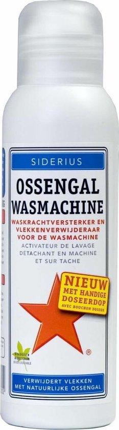 Ossengal Wasmachine Siderius