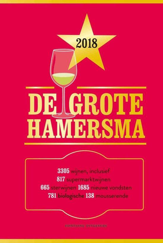 De grote Hamersma 2018