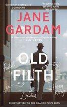 Boek cover Old Filth van Jane Gardam (Onbekend)