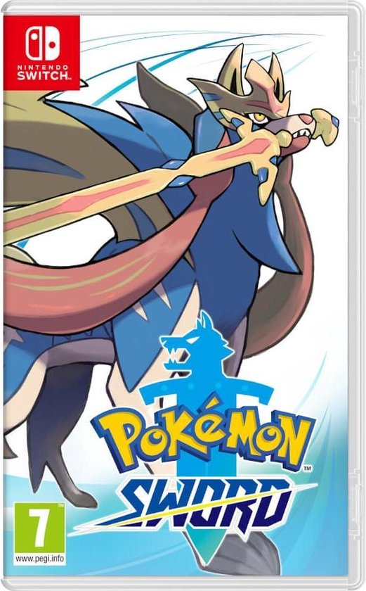 Pokemon Sword - Switch