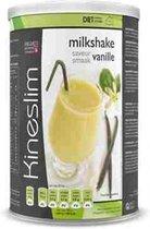 Kineslim Milkshake Vanille – Proteïneshake voor behoud van spiermassa tijdens het afslanken – Maaltijdvervanger - pot 400 gram