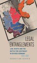 Omslag Legal Entanglements