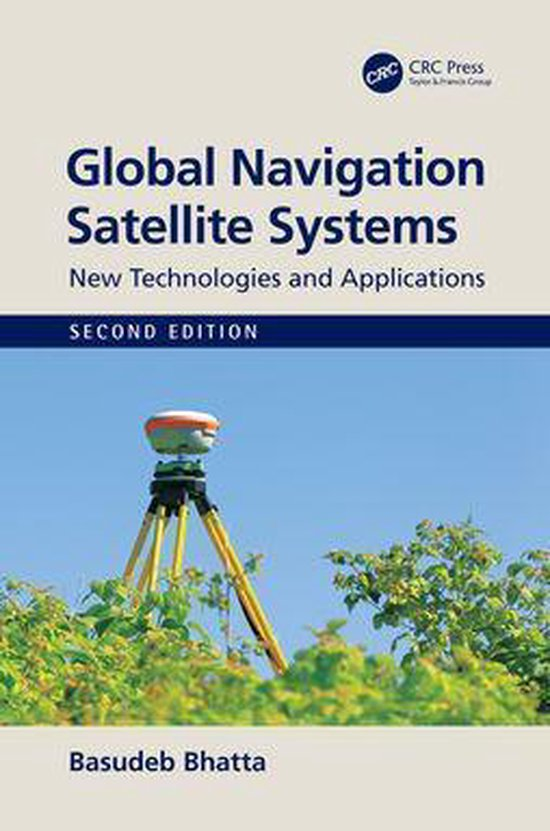 Boek cover Global Navigation Satellite Systems van Basudeb Bhatta (Onbekend)