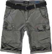 Cars Jeans  Short - Random Cargo short Antraciet (Maat: XXL)