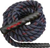 Tunturi Battle Rope - Fitness Rope - Crossfit Rope - Fitness touw - 9 meter