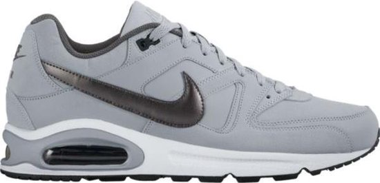 Nike Air Max Sneakers Heren - Wolf Grey/Black - Maat 40
