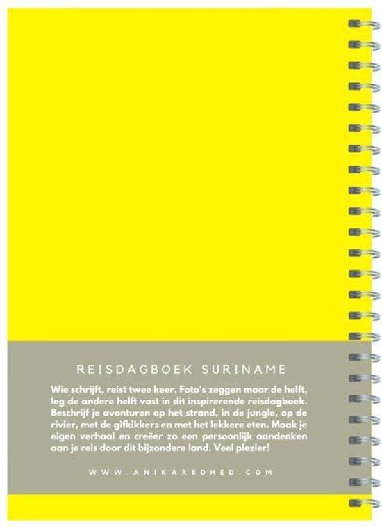 Reisdagboek Suriname